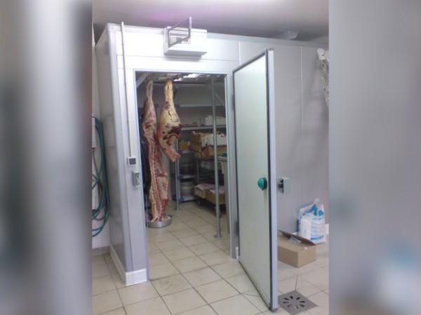 Chambre froide boucherie installé à Marseille
